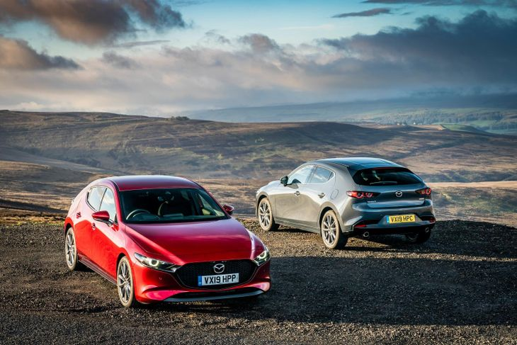 Mazda3 (2019) Specs & Price - Cars co za