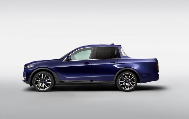 Bmw X7 Double Cab Bakkie Shown Cars Co Za