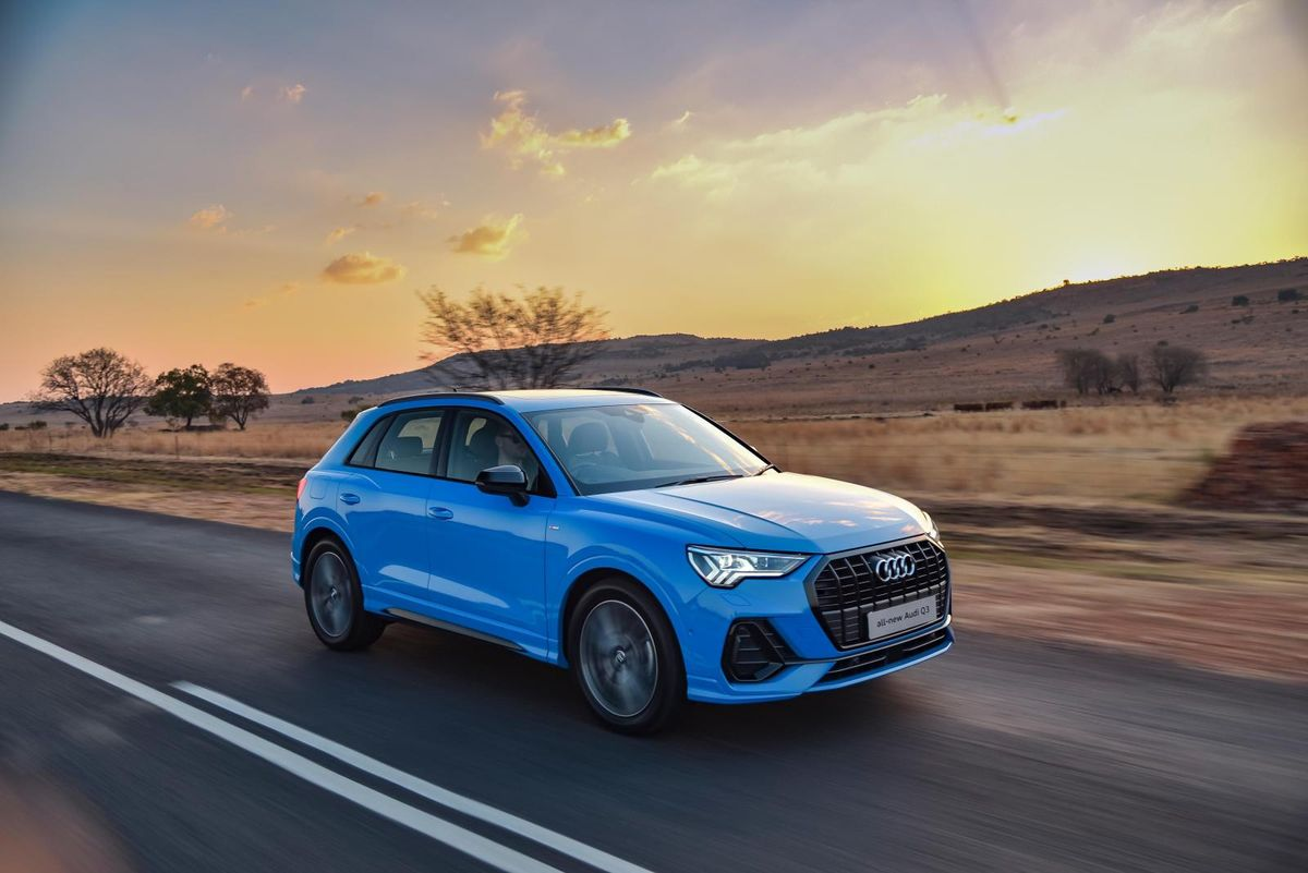 Audi Q3 (2019) Launch Review - Cars co za