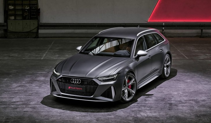 All New Audi Rs6 Avant Revealed Cars Co Za