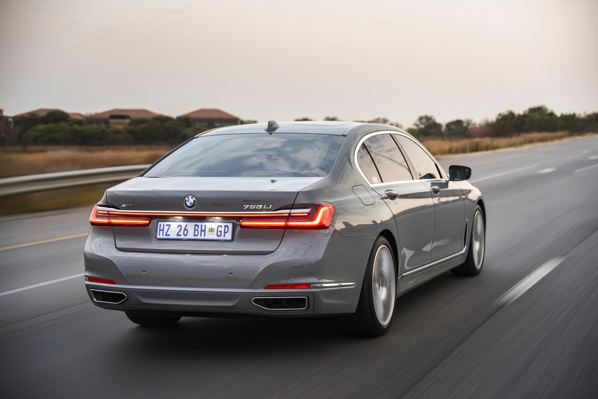 BMW 7 Series (2019) Specs & Price - Cars.co.za