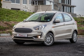 Ford Figo Hatch 1.5 Titanium (2019) Review