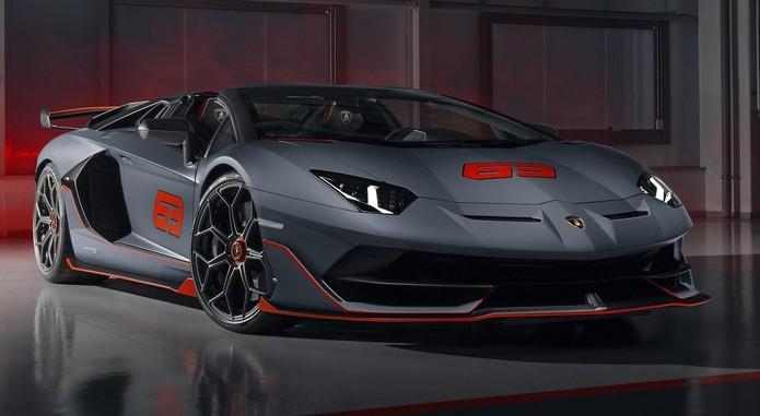 Lamborghini Aventador SVJ 63 Roadster 2020 1280 01