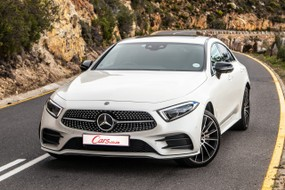 Mercedes-Benz CLS400d 4Matic (2019) Review