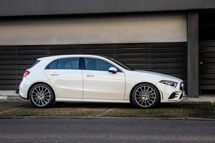 Mercedes A250 7
