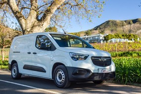 Opel Combo 1.6TD Panel Van (2019) Review