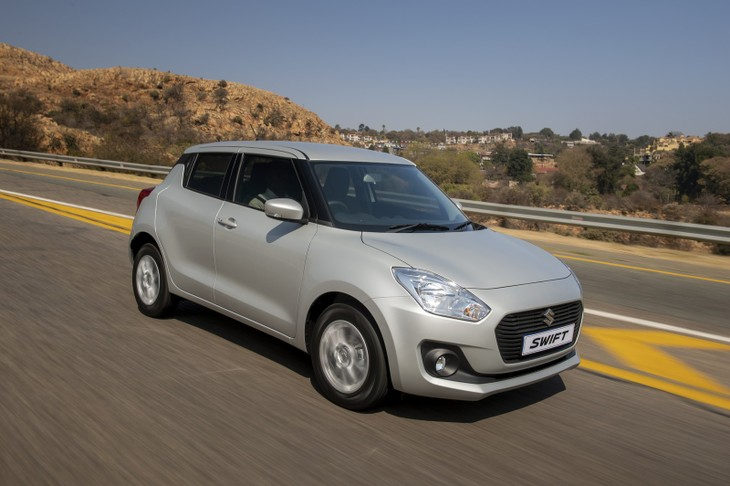 Suzuki Swift (2019) Specs & Price - Cars.co.za