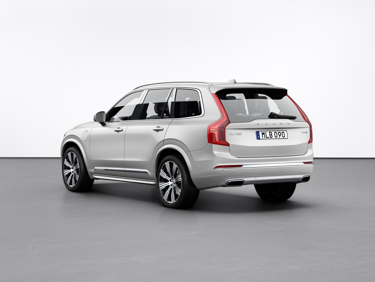 volvo xc90  2019  specs and price