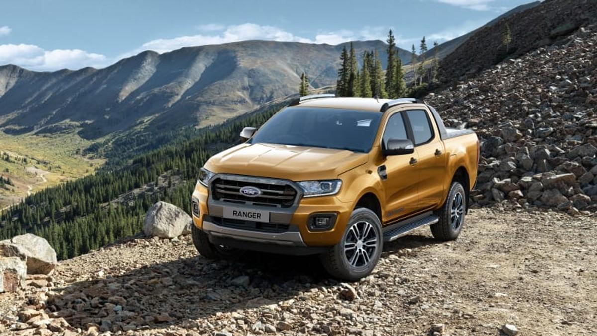 ford reveals 2020 ranger upgrades - cars.co.za