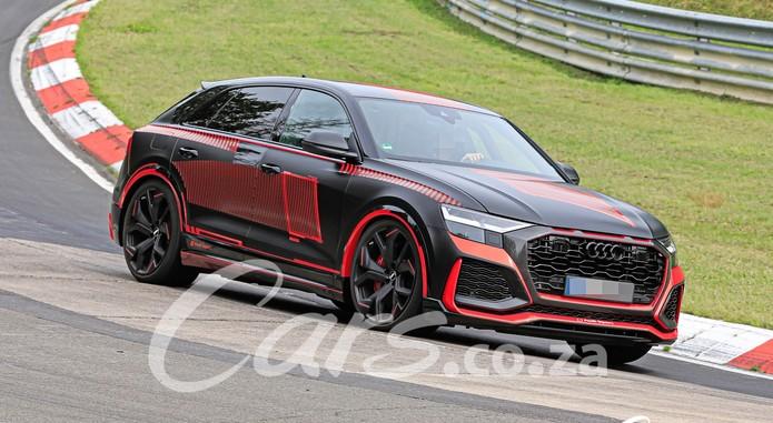 Audi RSQ8 1