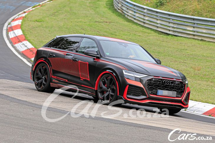 2020 Audi Q8: News, SQ8, RS Q8, Price >> Spy Shots 2020 Audi Rs Q8 Cars Co Za