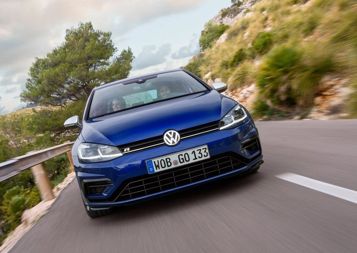 Volkswagen Golf R MK7 Production Ends - Cars co za