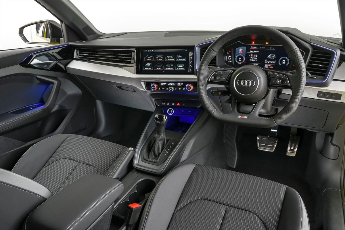 Audi A1 (2019) Spec & Price [Video]