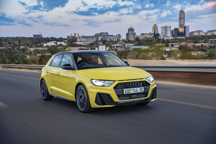 Audi A1 (2019) Launch Review - Cars co za