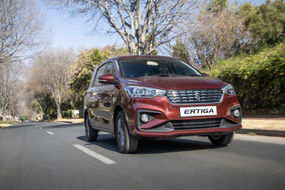 High-spec Suzuki Ertiga GLX for SA