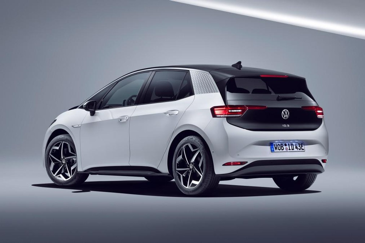 Volkswagen Id3 Goes Official Cars Co Za