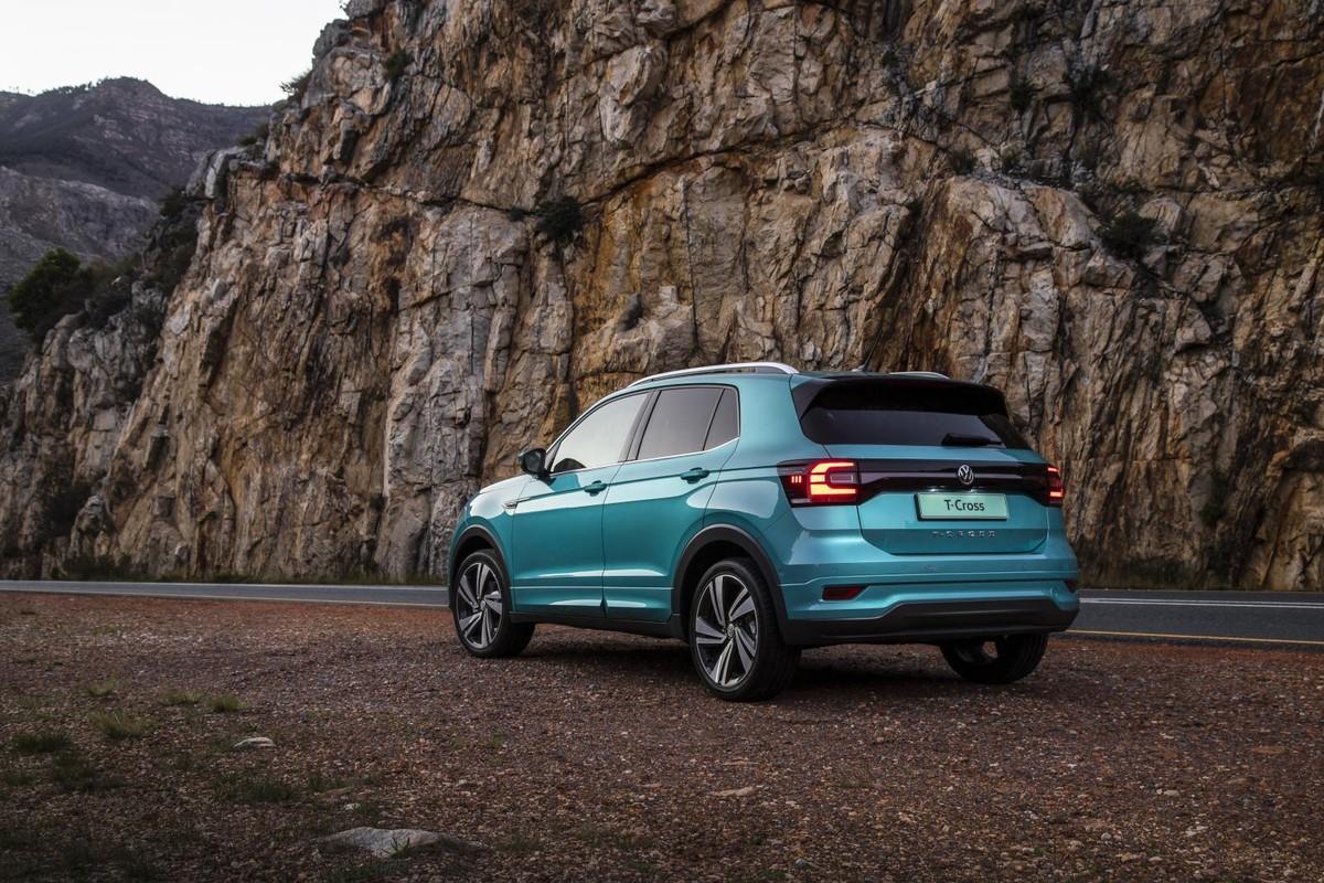 Volkswagen T-Cross (2019) Launch Review - Cars.co.za