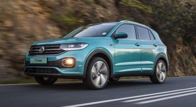 Volkswagen T-Cross (2019) Launch Review