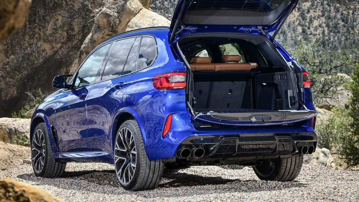 Competition Spec V8 For Bmw X5 M And X6 M Cars Co Za