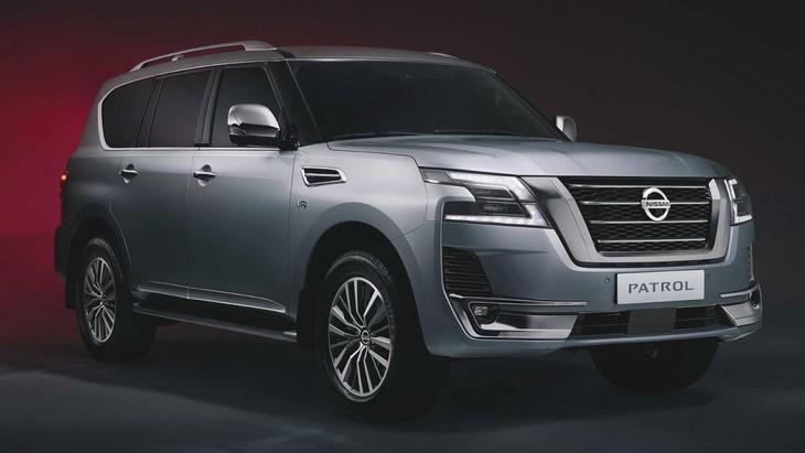 Nissan Patrol Gets New Look - Cars.co.za
