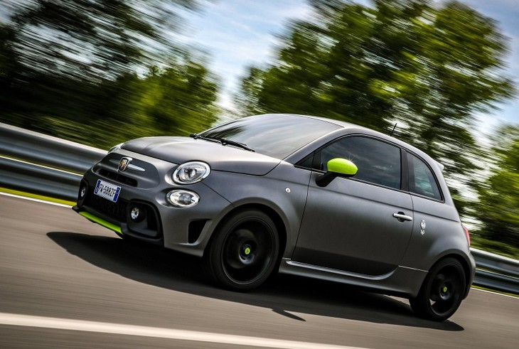Abarth 595 Pista Goes Green Cars Co Za