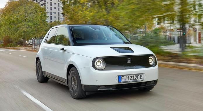 2020 Honda E Euro Spec 17