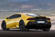 2020 Lamborghini Huracan EVO RWD 4s