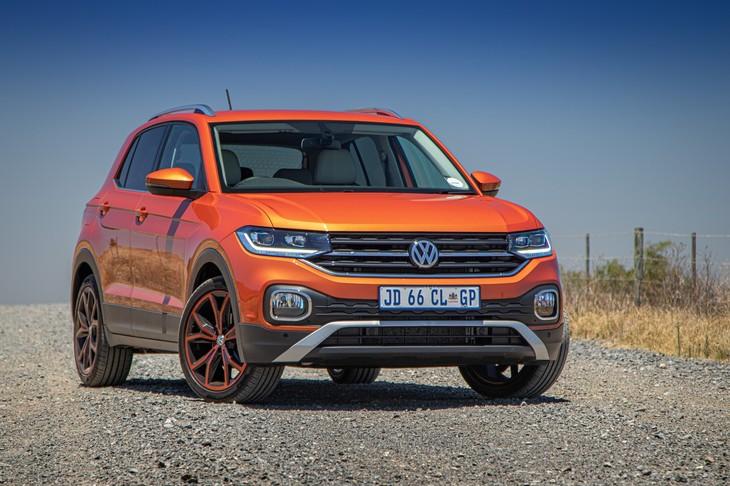 VW Tcross 1