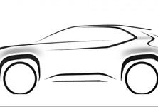 Toyota Yaris Based Suv Teaser