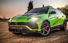 Lamborghini Urus St X
