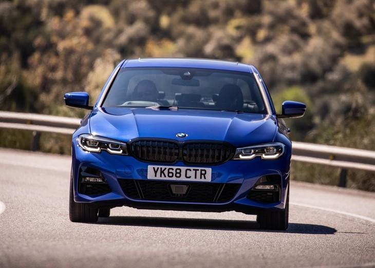 BMW 3 Series UK Version 2019 1600 18