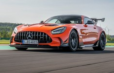 Mercedes Benz AMG GT Black Series 2021 1024 24
