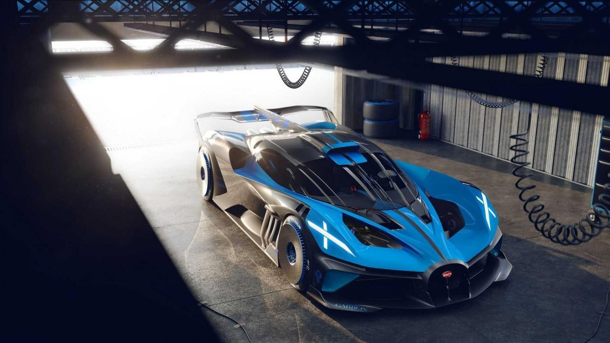 bugatti bolide hardcore cars revealed hypercar track za meet