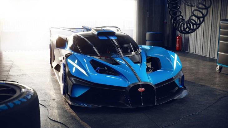 Bugatti Bolidegarage