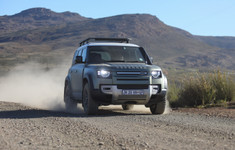 Land Rover Defender Offroad 20