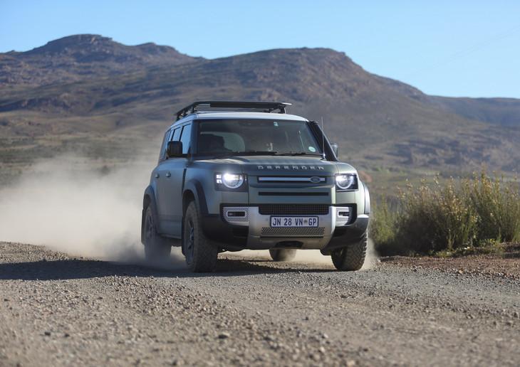 Land Rover Defender Offroad 20