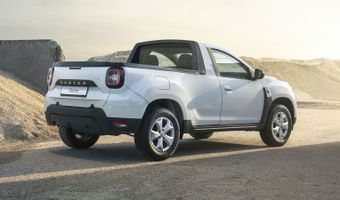 2021 Dacia Duster Pick Up Romanian Spec 1