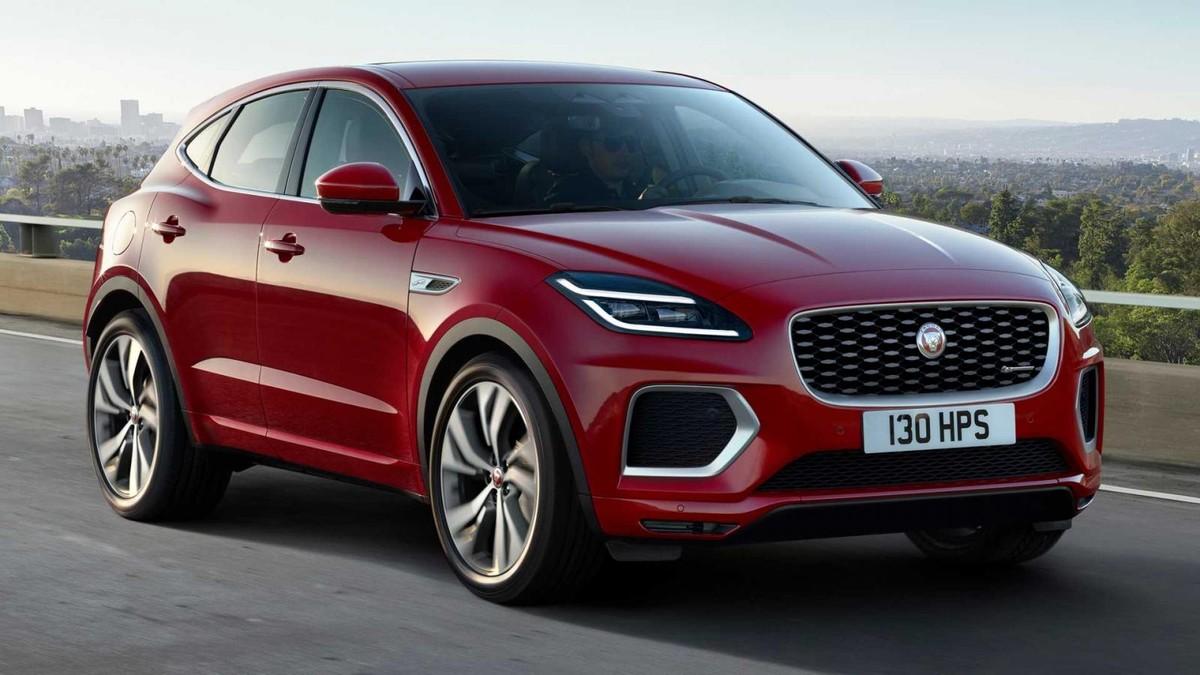 Updated Jaguar E-Pace adds potent hybrid - Cars.co.za