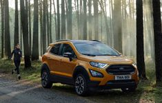 Ford Ecosport Active 2021crop