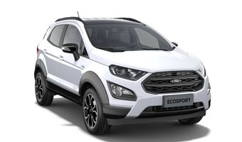 2021 Ford Ecosport Active Leaked 9