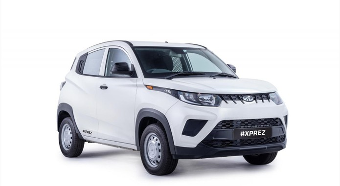 The Mahindra Xprez Is Based On The Kuv100 Nxt K2plus And Is Available At A Market Leading R174 999 1800x1800