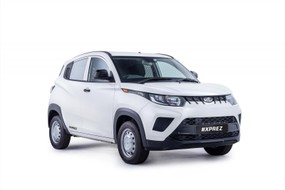 Mahindra Launches KUV XPrez Panel Van in SA