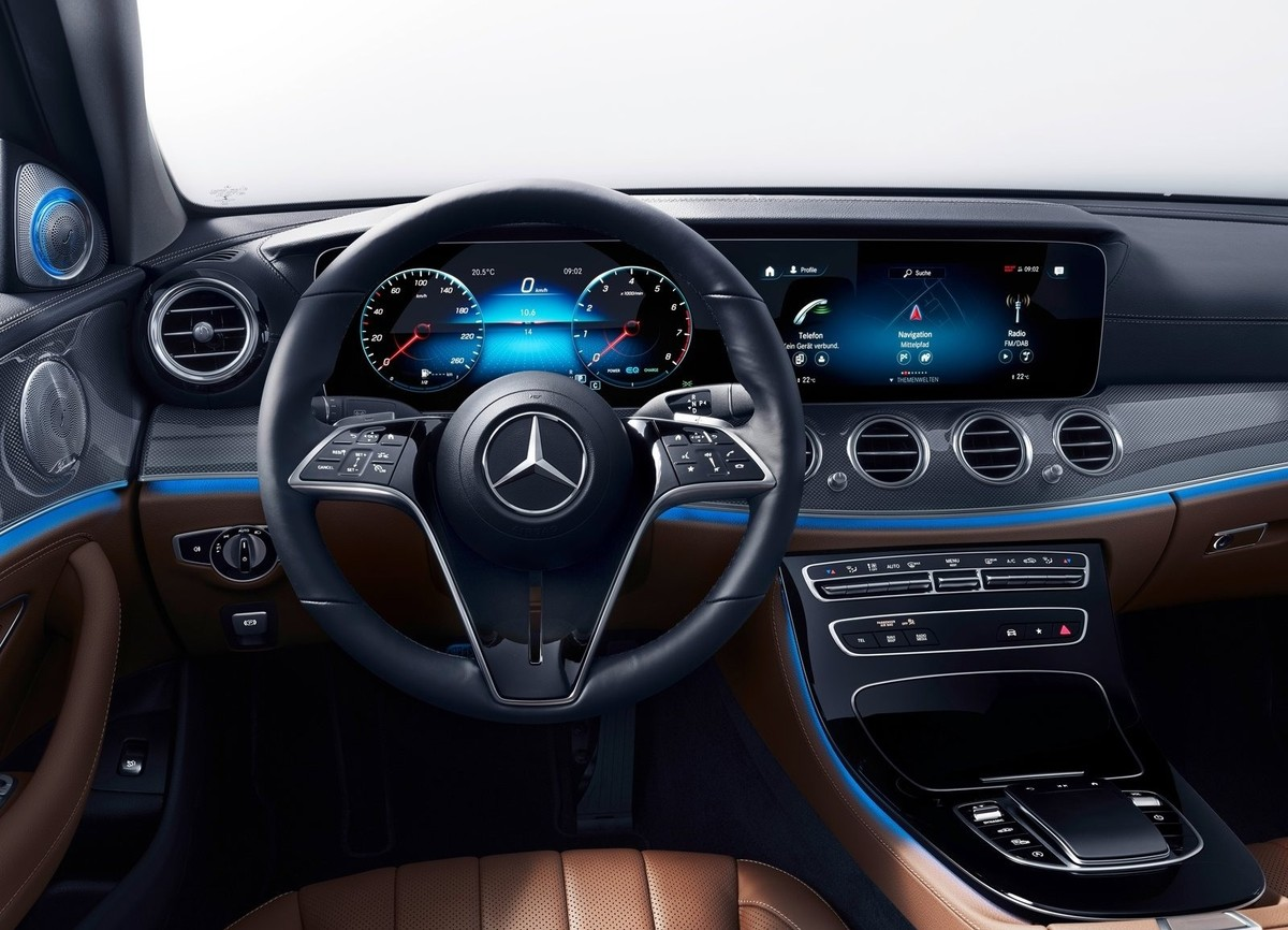 Mercedes-Benz E-Class Facelift (2020) Specs & Price - Cars ...