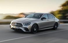 Mercedes Benz EClass 7