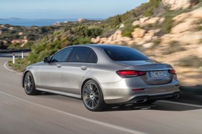 Mercedes-Benz E-Class (2021) Launch Review