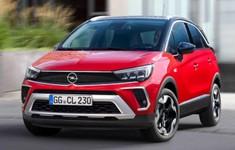 Opel Crossland 20212