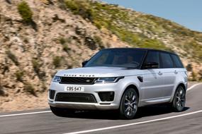 Range Rover Sport MHEV in SA