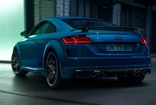2021 Audi Tt S Line Competition Plus