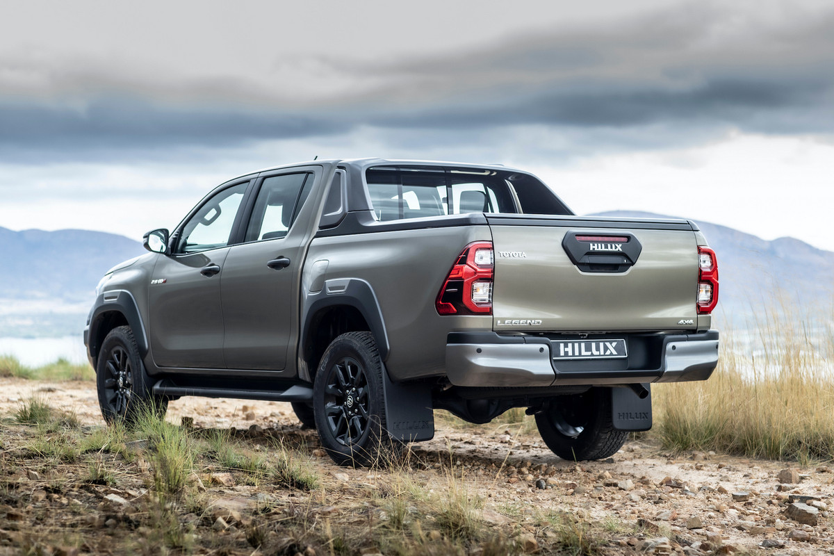 Toyota Hilux (2020) Launch Review - Cars.co.za