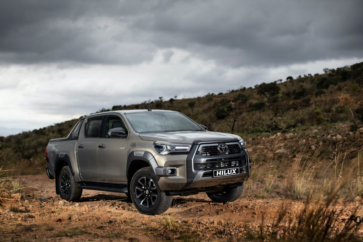 Toyota Hilux 2020 13